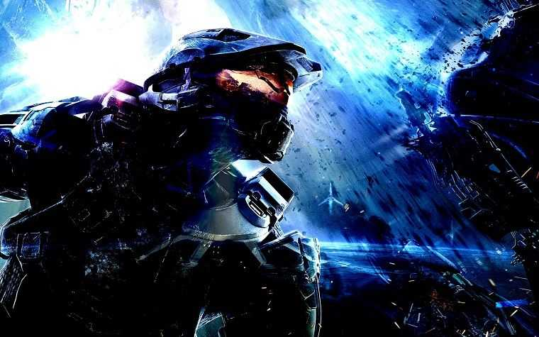 Halo artwork
