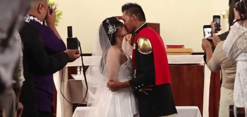 Matrimonio Tema Hawaii : Final fantasy diventa il tema di un vero matrimonio gametimers