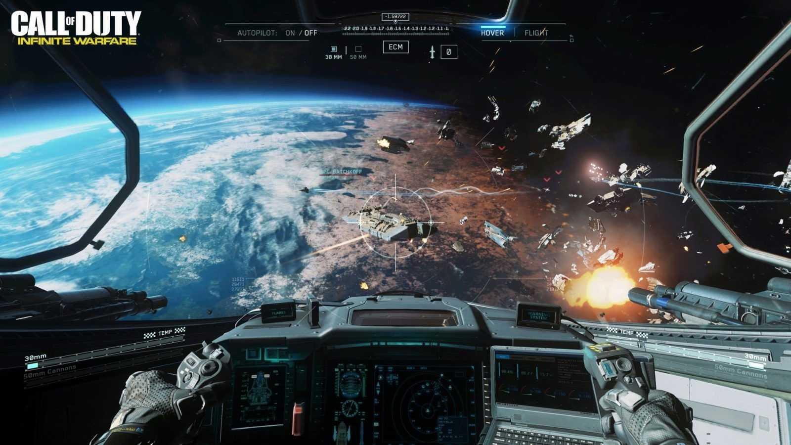 CoD Infinite Warfare E3 Screenshots 02