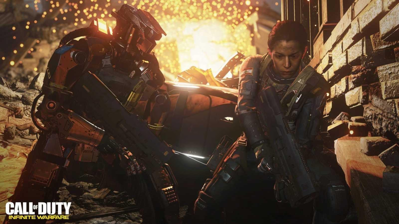 CoD Infinite Warfare E3 Screenshots 03