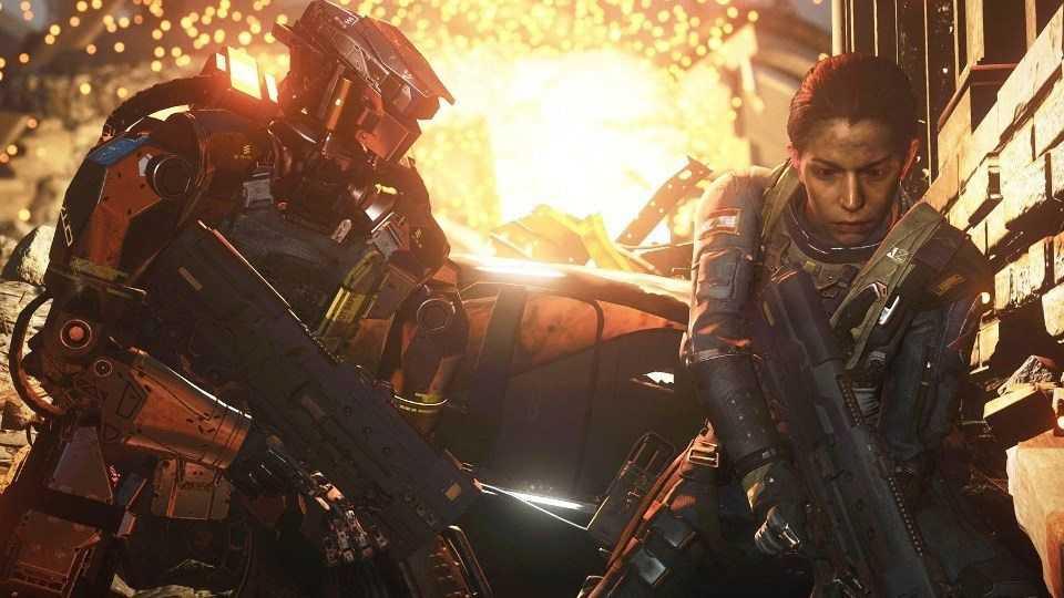 Call of Duty Infinite Warfare: ecco un lungo video di gameplay