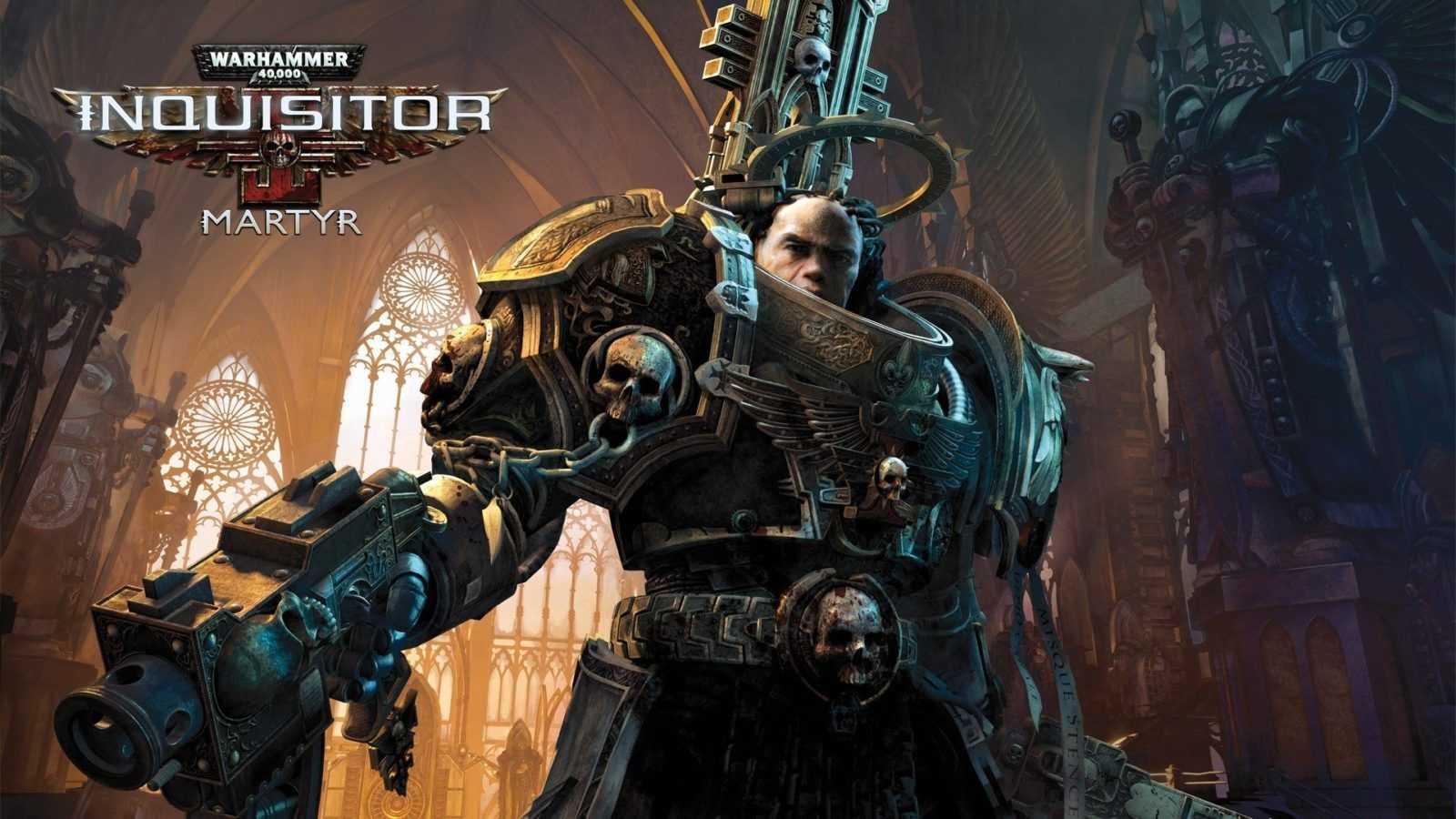gamescom 2016 warhammer 40k inquisitor martyr hands