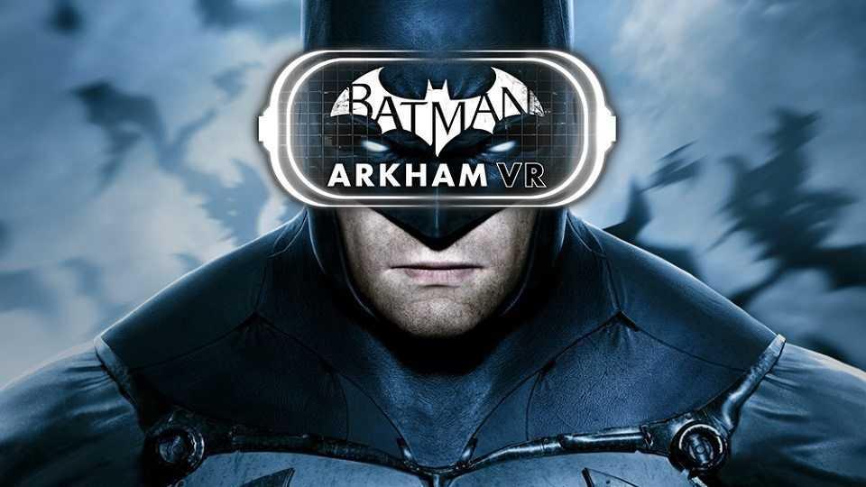 Batman Arkham VR: ecco il trailer per la Gamescom