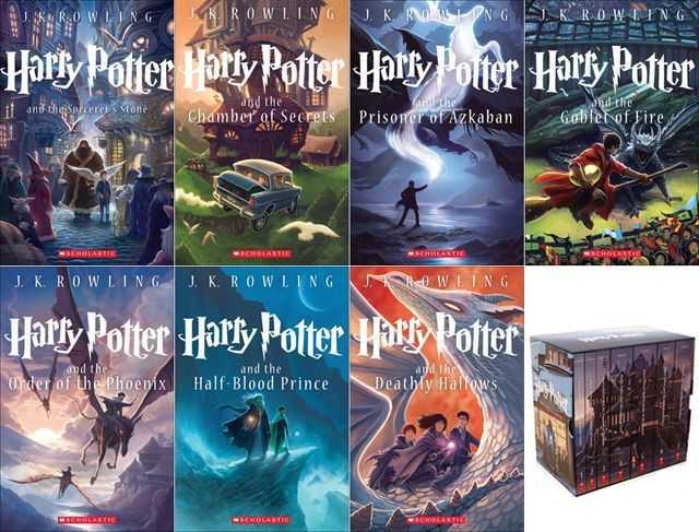 Harry Potter: JK Rowling pronta per tre nuovi libri