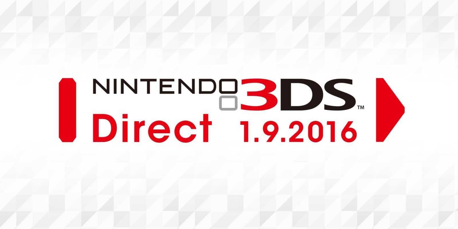Nintendo 3DS Direct annunciato per il 1º settembre