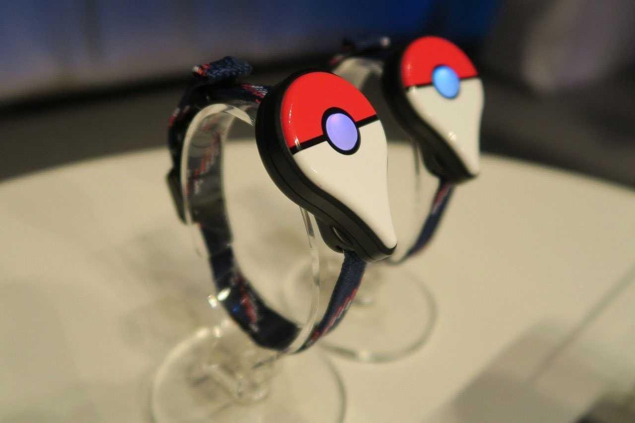 Nintendo lancia Pokemon GO Plus