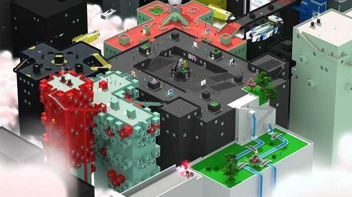Tokyo 42 annunciato per PC PlayStation 4 e Xbox One