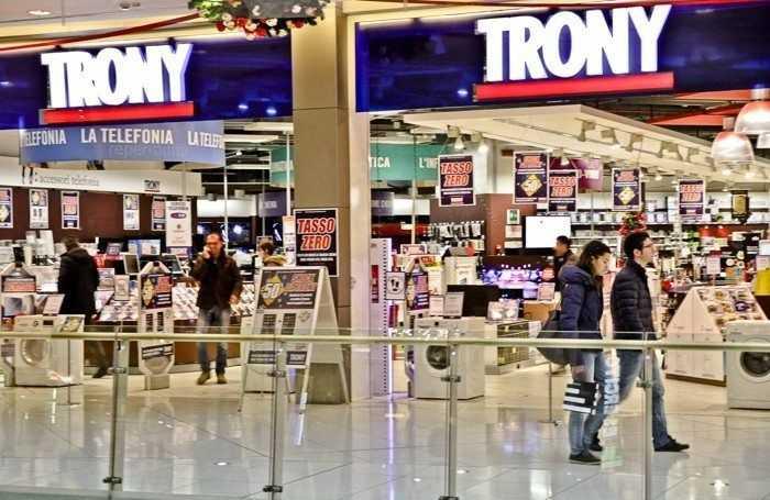 Cyber monday gli sconti passano anche per trony gametimers for Black friday televisori