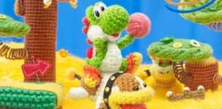 Poochy & Yoshi's Wooly World