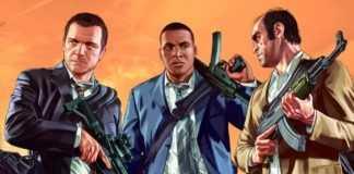 GTA V cover gratis Epic Games Store