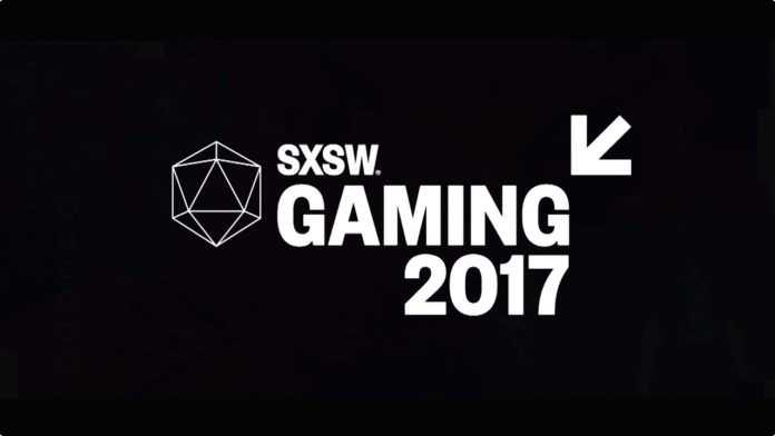 SXSW Gaming Award