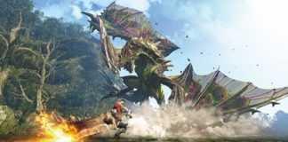 Monster Hunter 5