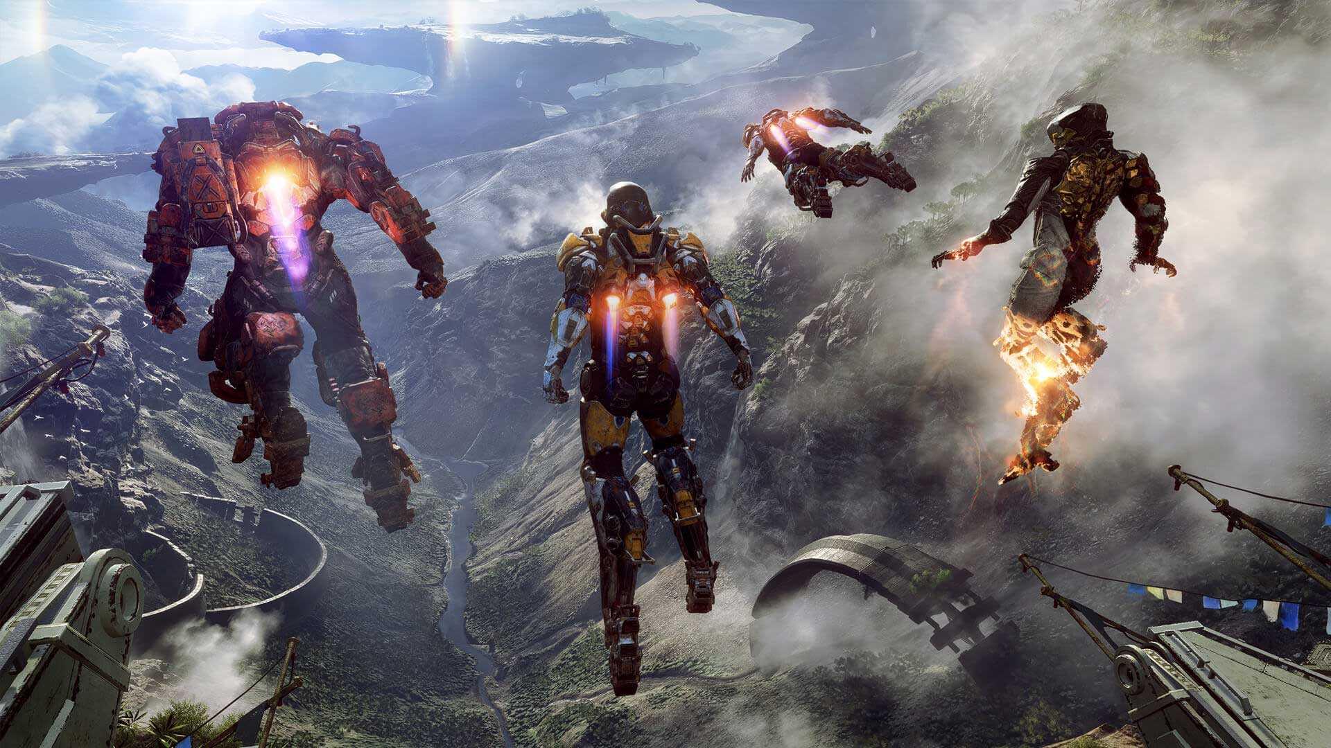 Anthem: BioWare mostrerà un nuovo trailer il 9 giugno a EA Play  19