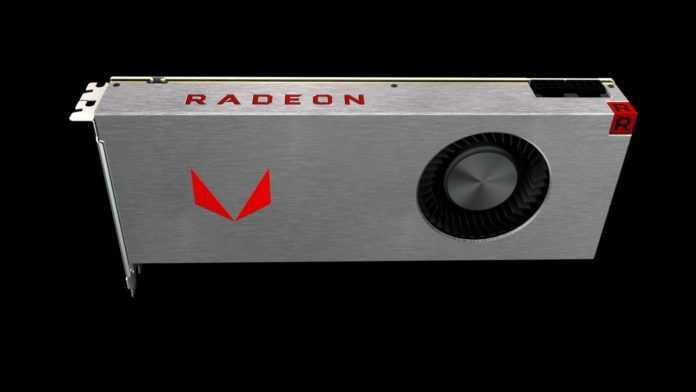 Radeon Vega RX 4