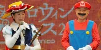 japan politician cosplay