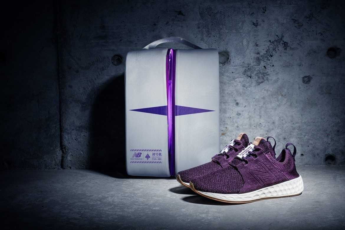 New Balance griffa le nuove sneakers di Evangelion Gametimers