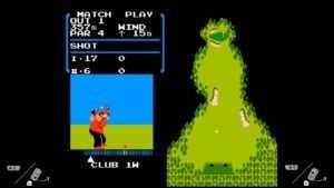 Nintendo Switch Golf