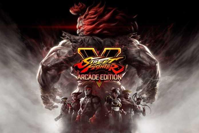 Street Fighter V Arcade Edition 2