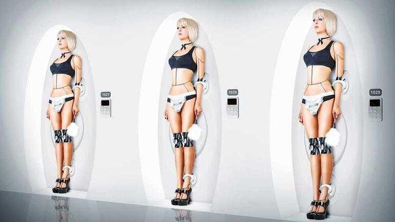 Risultati immagini per sex robot