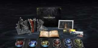 Dark Souls Trilogy Box