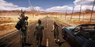 Final Fantasy 15 playstation now