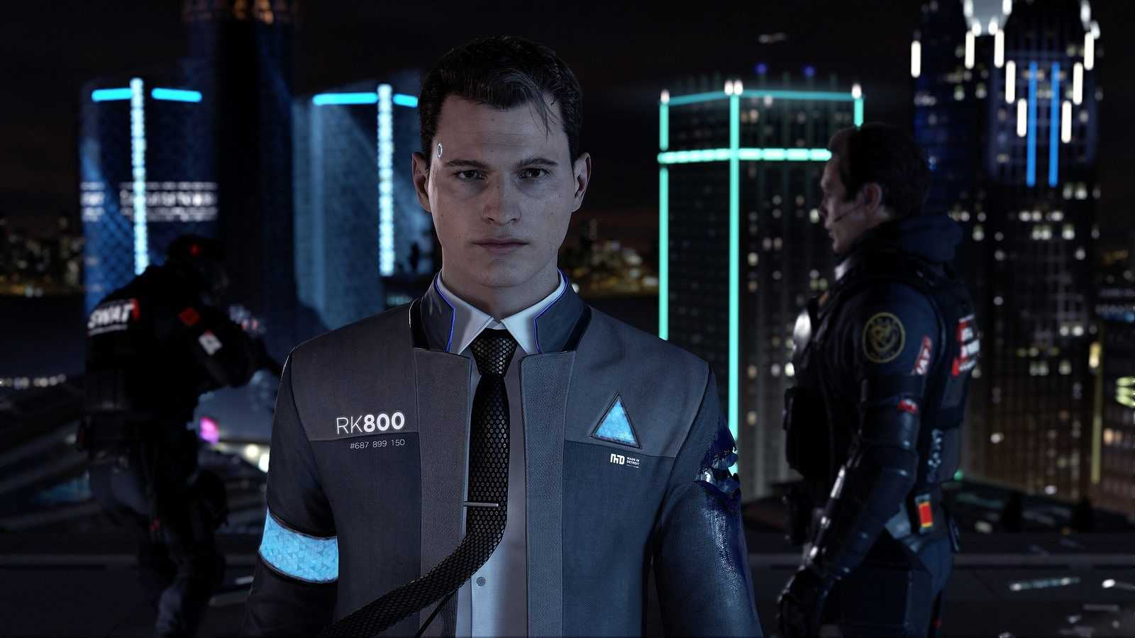 Become Human girerà a 30fps su PS4 e PS4 Pro