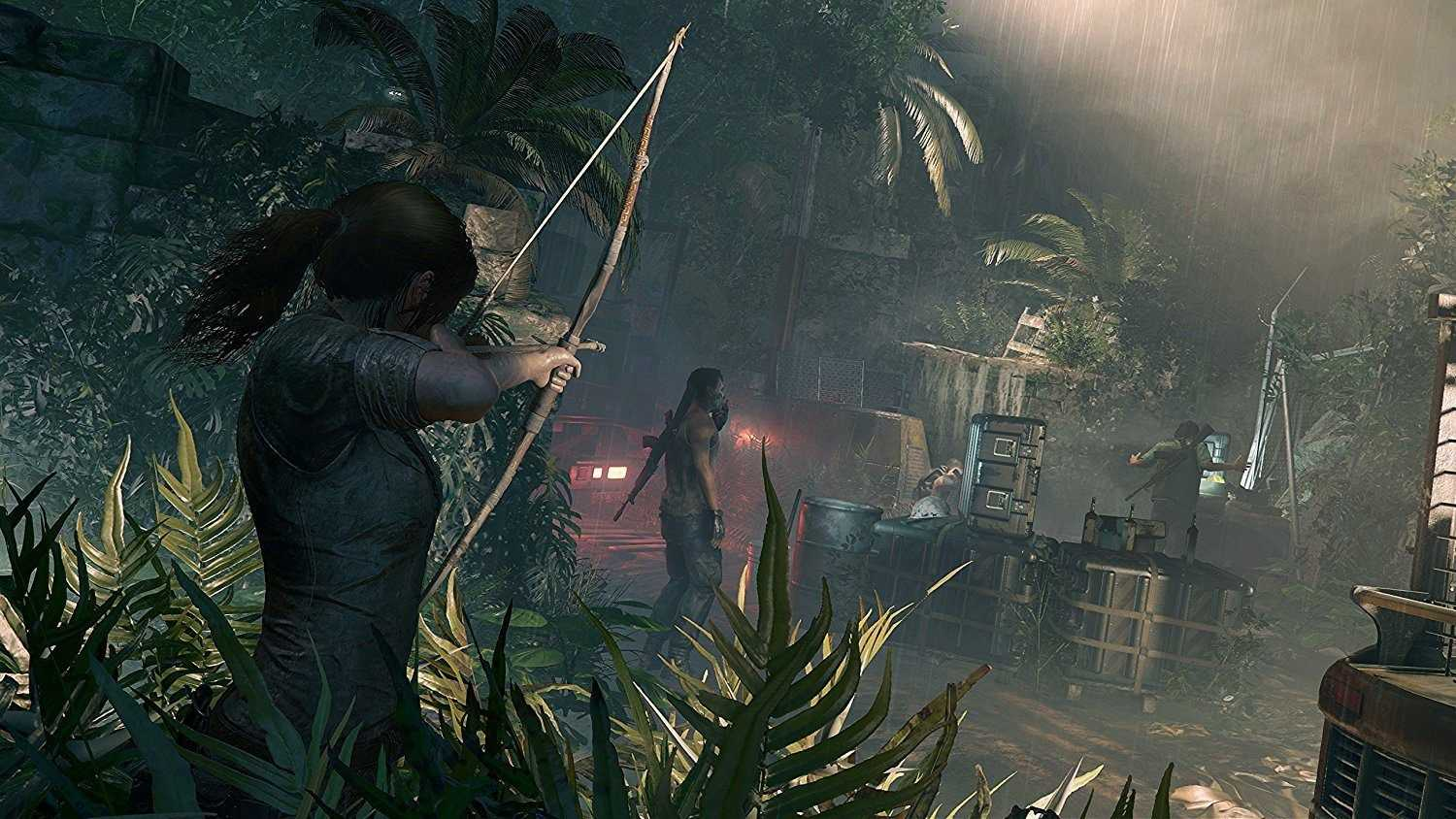 Shadow of the Tomb Raider: trailer completo e screen