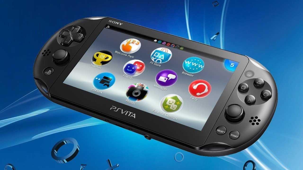 Sony conclude la produzione fisica dei giochi PS Vita