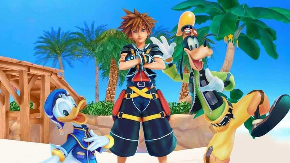 Kingdom Hearts 3: il gioco uscirà entro la fine del 2018