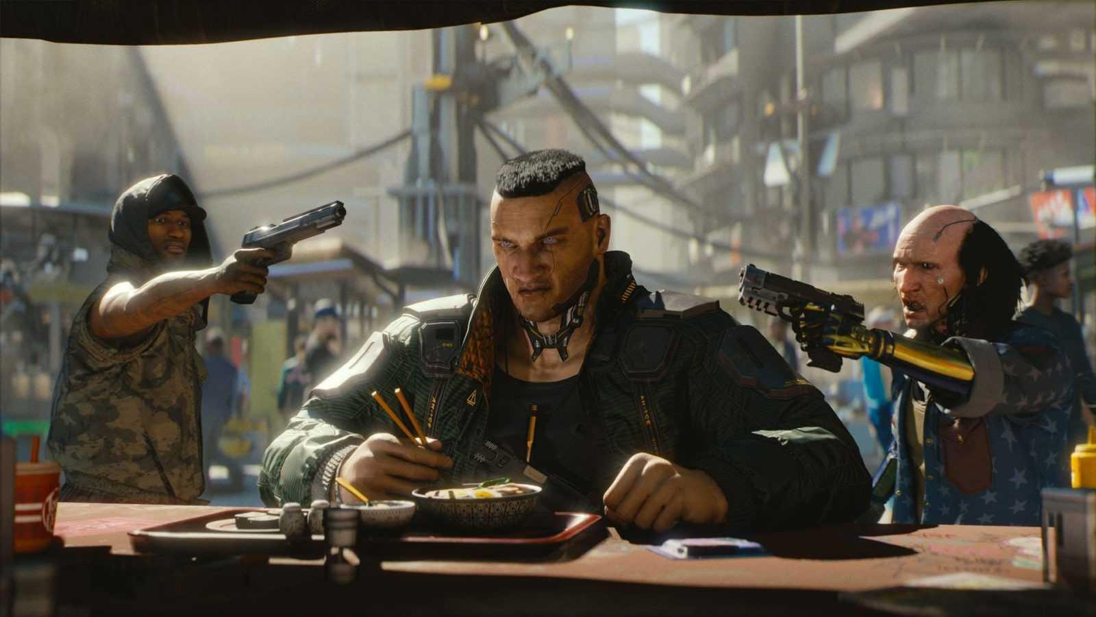 Cyberpunk 2077, alcune immagini e dettagli