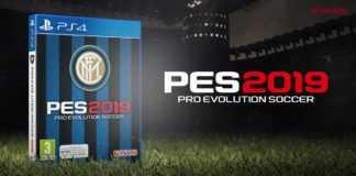 Inter Milan PES 2019 Facebook
