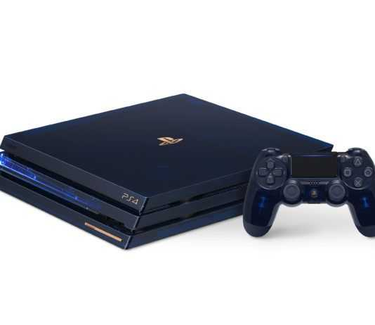 PlayStation 4 Pro 500 Million Limited Edition 3