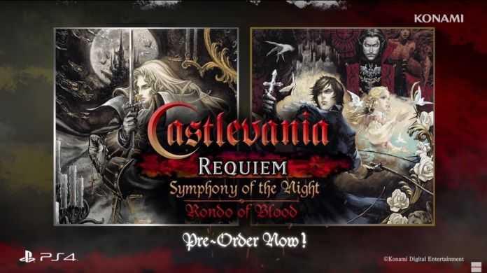 Castelvania Requiem