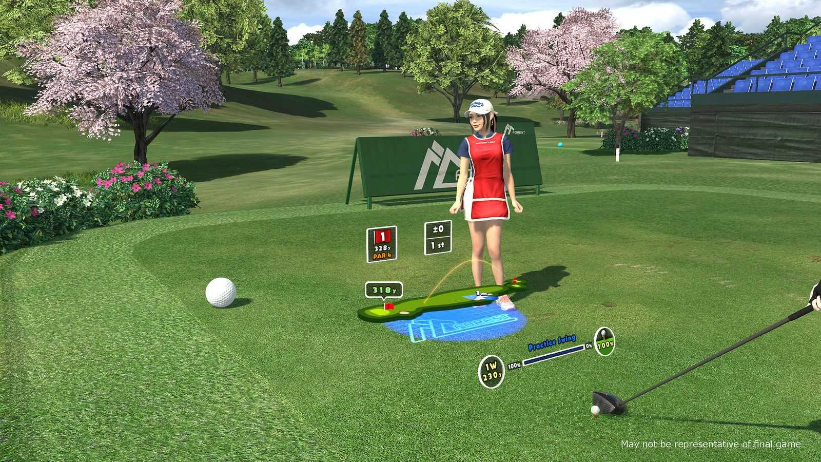 Everybodi's Golf VR