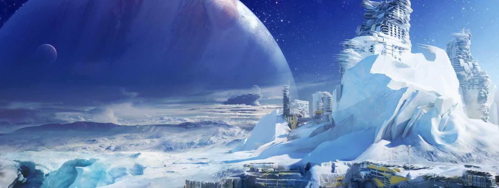 Destiny 3 Europa
