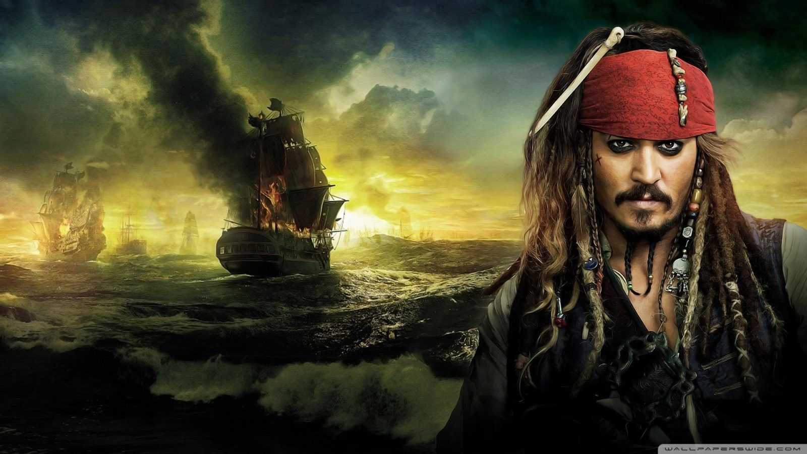 Pirati dei Caraibi: Johnny Depp da l'addio al ruolo di Jack Sparrow!