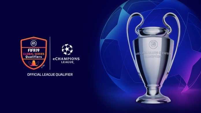 EA Sports FIFA 19 eChampions League