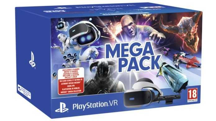 Mega Pack PlayStation VR