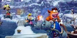 Crash Team Racing Nitro-Fueled 2