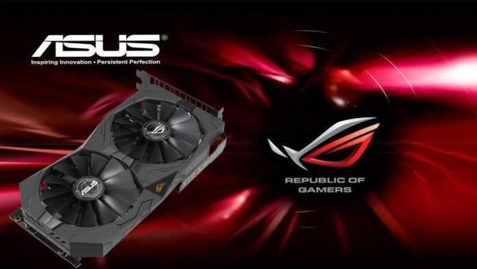 ASUS ROG Strix GeForce GTX 1650 1