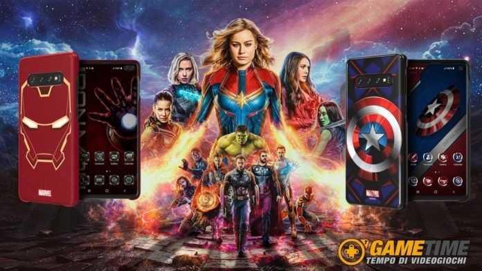 Samsung Avengers Endgame Cover 1