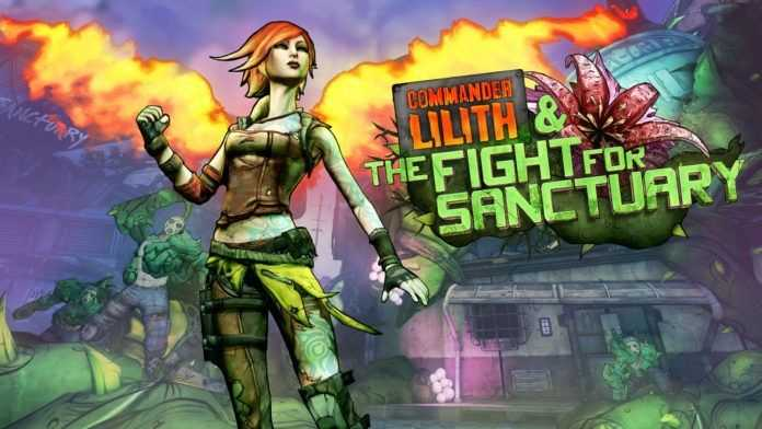 DLC Commander Lilith & The Fight for Sanctuary