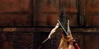 Silent Hill testa di piramide