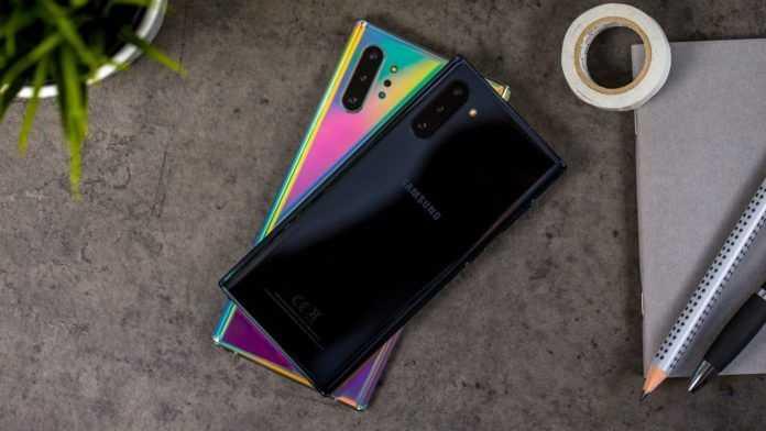 Samsung Note 10 b