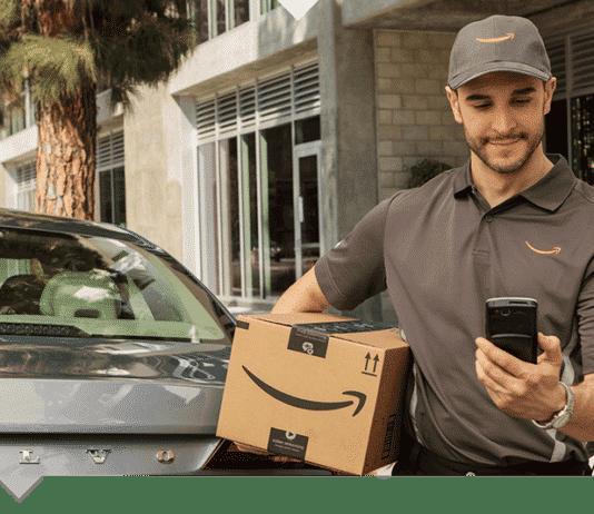 offerte amazon tech corriere pacco