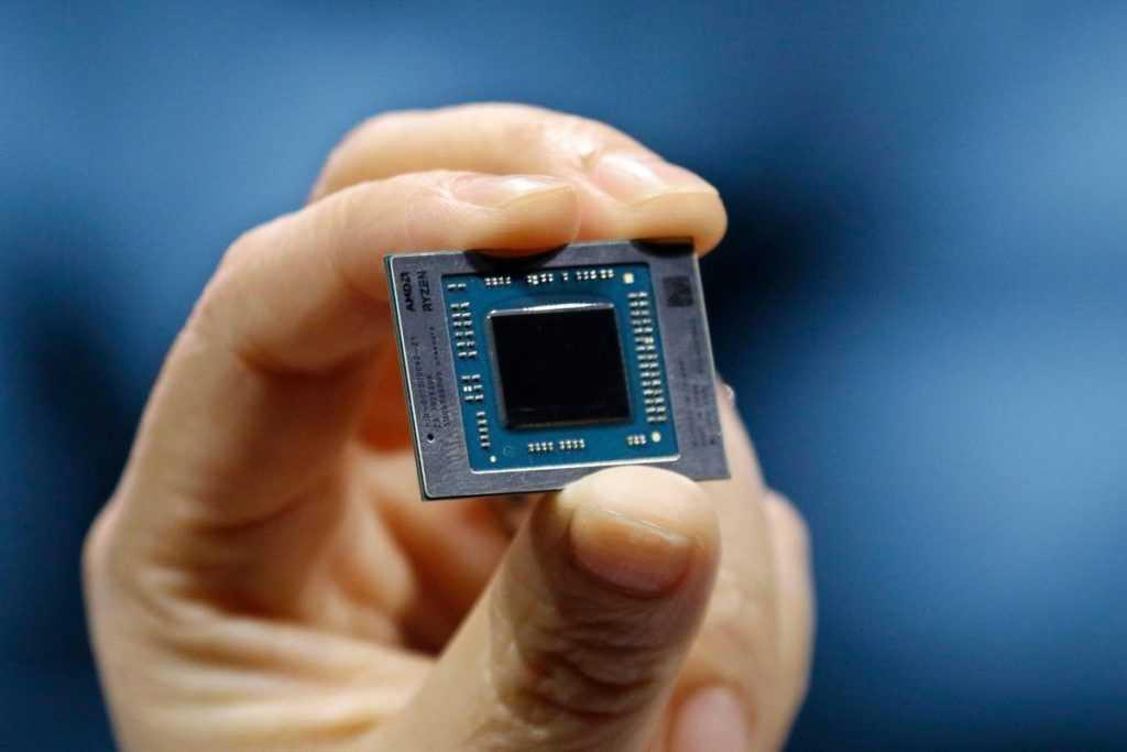 AMD Ryzen 4000 CES 2020