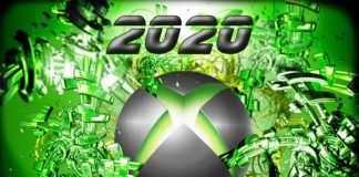 Xbox giochi 2020