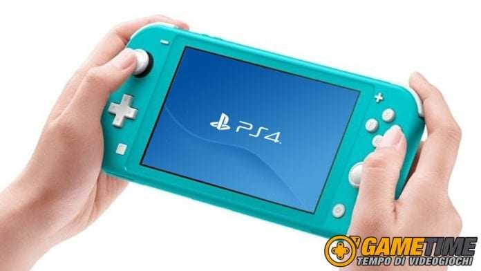 PlayStation 4 Remote Play Switch