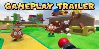 Super Mario FPS