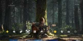 The Last of Us Part II tema PS4